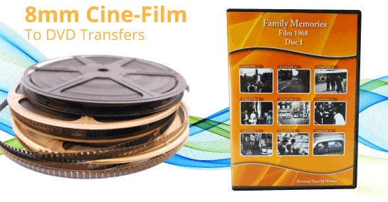 film to dvd transfers