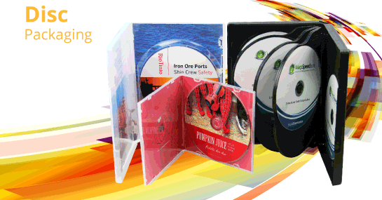 disc packaging