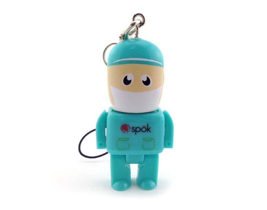 Man USB